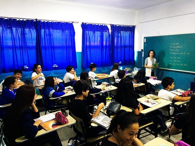 Ensino Fundamental no Colégio Casagrande